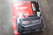 MILWAUKEE m18 battery 48-11-1850